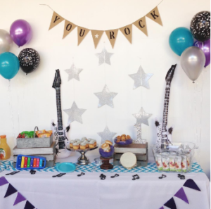 Trendy 12th Birthday Party Ideas